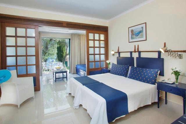 Bungalow familiar hotel corcyra beach grecia
