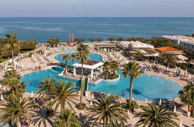 Piscina Hotel Creta Princess Aquapark & Spa Grecia