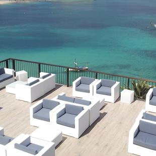 ZONAS CHILL OUT Hotel Alua Hawaii Mallorca & Suites Palmanova, Mallorca