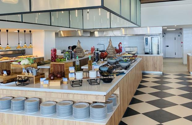 Restaurante Hotel Creta Princess Aquapark & Spa Grecia