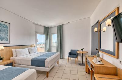 Doble Vista Mar Lateral Hotel Creta Princess Aquapark & Spa Grecia